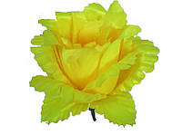 """Искусственный цветочный бутон """"Роза"""" 15 шт. в упаковке(10 см), атласный"""