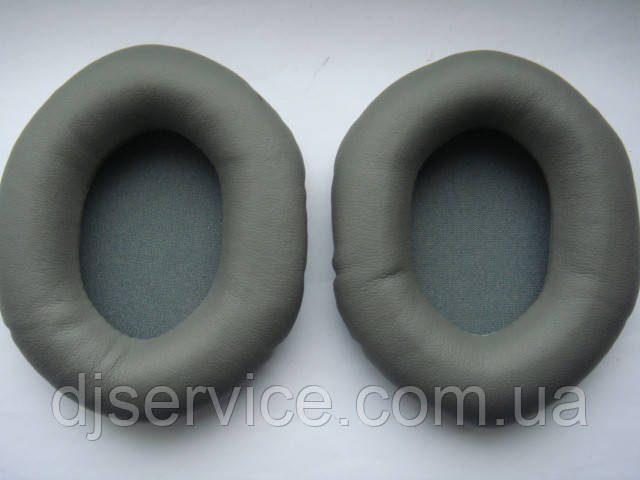 Подушки Earpads (grey) для наушников V-MODA Crossfade Wireless, M100, LP, LP2