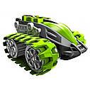 "Машинка на р/у ""NanoTrax"" зелёный, (3шт. х АА бат. - нет в компл.)                                  , фото 2"