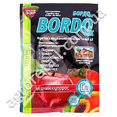 Медный купорос Bordo МК 50 г Сектор ЗЗР