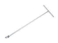 """Вороток 1/2"""" Т-образный с карданом 610мм King Tony 4795-24"""
