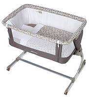 Приставная колыбель-кроватка Jane Baby Side (Round Lines S55)