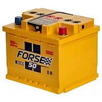 Автомобильный аккумулятор Forse 6СТ-50А (480А) правый плюс