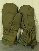 Трехпалые рукавицы Британской армии Goretex (оригинал)