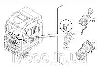 F13047S 41200709 Датчик давления воздуха Iveco Stralis 2002-2006 Eurotrakker 2005-