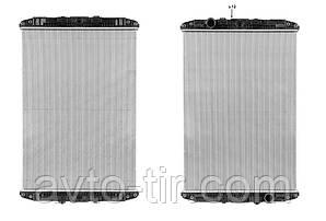 Водяной радиатор DAF XF95 E2, E3