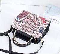 Женская сумка с этно рисунком через плече опт, фото 1