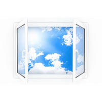 Металлопластиковое окно Века SOFTLINE 70 1900х1500 мм