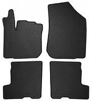 Резиновые коврики для Renault Sandero II Stepway 2013- (STINGRAY)