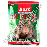Сектор ЗЗР Rat killer super гранулы 100 г