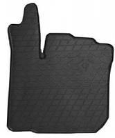 Резиновый водительский коврик для Renault Sandero II Stepway 2013- (STINGRAY)