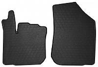 Резиновые передние коврики для Renault Sandero Stepway II 2013- (STINGRAY)