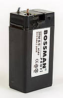 Аккумулятор Bossman 2FM0.9, 4V, 0,9Ah/20HR, фото 1