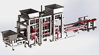 Автоматическая линия вибропрессования VPS-500 от производителя