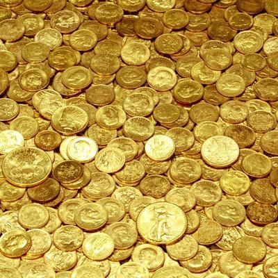 Определение фальшивых монет весами