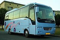 Лобовое стекло автобуса Isuzu Q31 Turquoise, Isuzu TURKUAZ