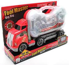 Детская машинка-грузовик  для сборки и разборки