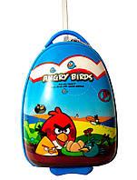 Детский  чемодан  Angry Birds , фото 1