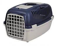 Trixie (Трикси) CAPRI 3, 40х38х61см, до 12кг - переноска для собак (синий)