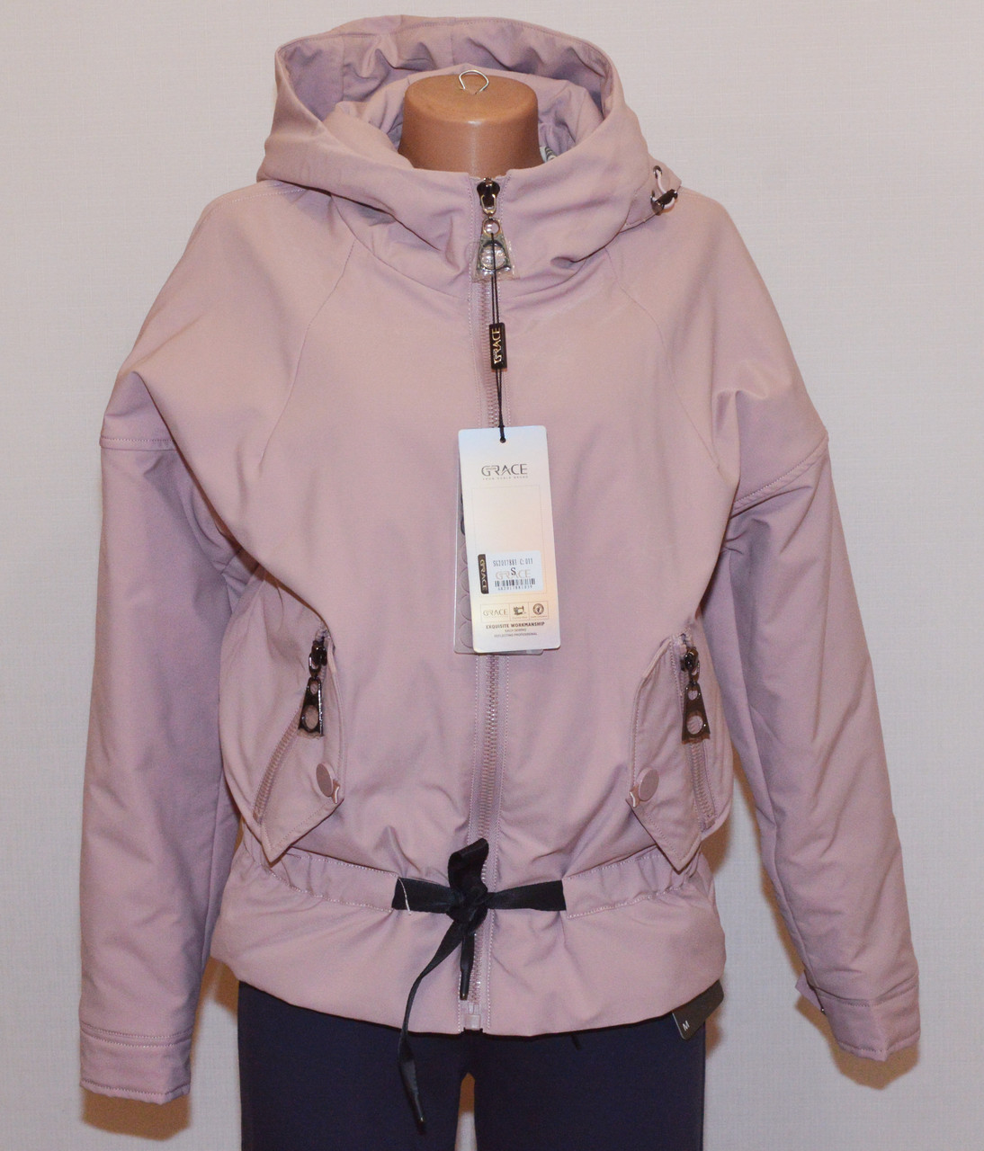 Демисезонная куртка GRACE 881 (L)