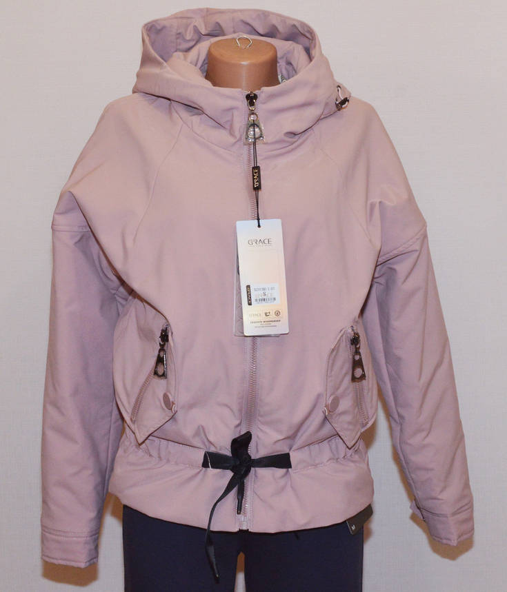 Демисезонная куртка GRACE 881 (L), фото 2