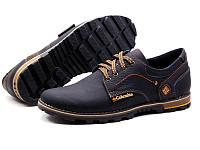 Туфли Columbia натур кожа (реплика), фото 1