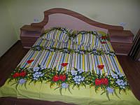 Комплект семейного постельного белья бязь голд New