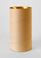 Картонный тубус диаметром 110мм под заказ