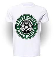 Футболка GeekLand Малефисента Maleficent Dark Roast art MT.01.002