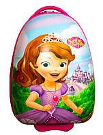 Детский  чемодан Принцесса София Sofia