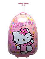 Детский пластиковый чемодан Хелло Китти Hello Kitty, фото 1