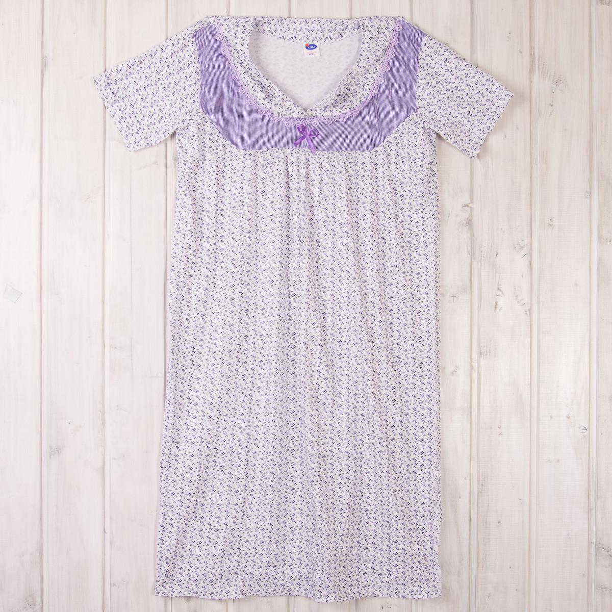 Ночная рубашка женская (размер: L) Leyla (Турция) SDK-001LJL-Lilac