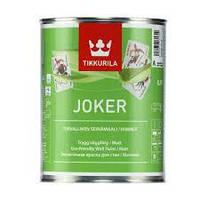 Экологически безопасная краска Тиккурила Джокер, 2,7л, С, фото 1