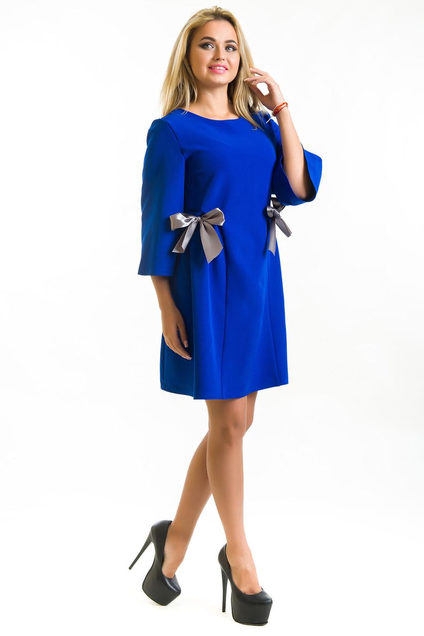 Платье женское Атланта электрик