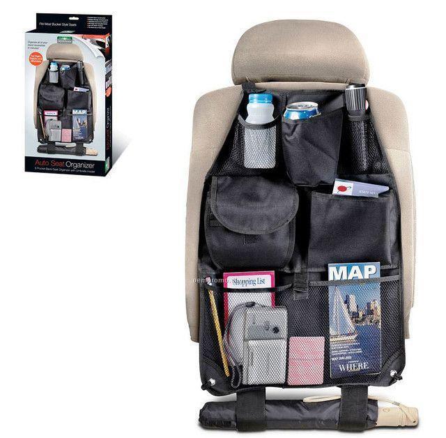 Органайзер для авто кресла (Auto Seat Organizer) на спинку