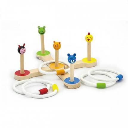 Брось кольцо - игра Viga Toys (50174), фото 2