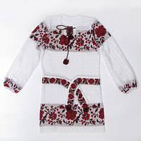 Платье вязаное для девочки | Плаття в'язане для дівчинки