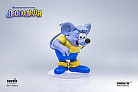 Мышь серая - «Кот Леопольд»