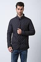 Стильная мужская куртка, стеганная, демисезонная