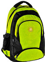 Рюкзак городской салатовый Paso 21л. 16-8005Z (мужской рюкзак, портфель, школьные рюкзаки, рюкзак женский)