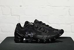 Кроссовки Under Armour Scorpio Running shoes black. Живое фото (Реплика ААА+)