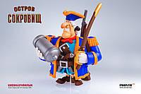 Капитан Смоллет - «Остров Сокровищ»