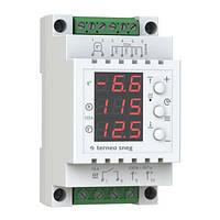 Терморегулятор terneo sneg БЕЗ датчика осадков (для систем снеготаяния) гарантия 36 месяцев