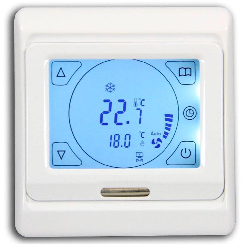 Сенсорный программатор для теплого пола E91