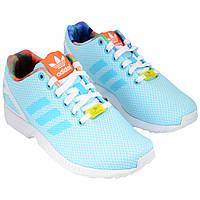 """Кросівки adidas ZX Flux Weave """"Light Blue"""" M21371 оригінал"""