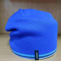 Шапка мужская LOMAN Skateline, цвет синий, фото 1