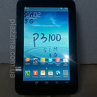 """Планшет Samsung 7"""" 1SIM 1Gb RAM 8Gb RAM P3100 Гарантия Магазин"""