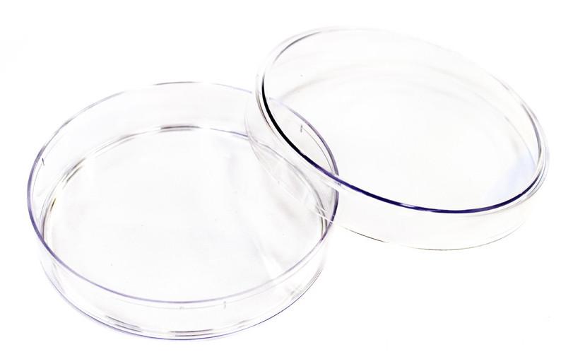 Чашки Петри 60 мм стерильные без вентиляции 10 шт