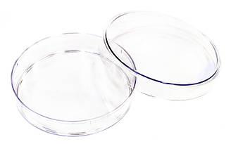 Чашки Петри 90 мм стерильные с 3-мя вентиляционными отверстиями 20 шт