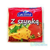Cыр тостовый Laktima с ветчиной 130 г